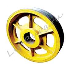 Канатоведущий шкиф (КВШ, Traction wheel) LG-Sigma Ø 605