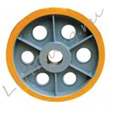 Канатоведущий шкиф (КВШ, Traction wheel) LG-Sigma Ø 625