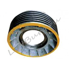 Канатоведущий шкиф (КВШ, Traction wheel) LG-Sigma Ø 625/635