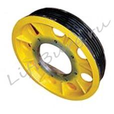 Канатоведущий шкиф (КВШ, Traction wheel) LG-Sigma Ø 716