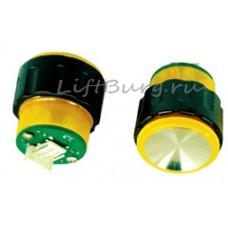 Кнопка (Push Button) OTIS OTBT-15 оранжевая