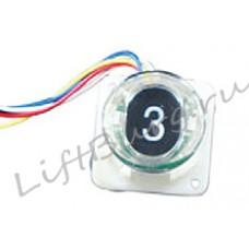 Кнопка (Push Button) OTIS OTBT-3