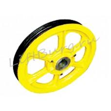 Канатоведущий шкиф (КВШ, Traction wheel) OTIS 13VTR Ø 620
