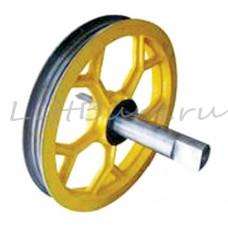 Канатоведущий шкиф (КВШ, Traction wheel) OTIS Ø 485