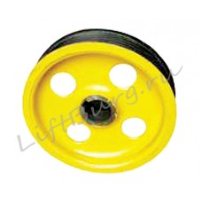 Канатоведущий шкиф (КВШ, Traction wheel) OTIS TOEC 40/60 Ø 540