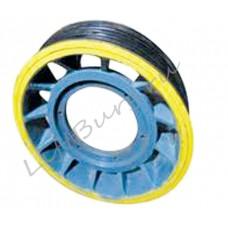 Канатоведущий шкиф (КВШ, Traction wheel) XINDA Ø 635